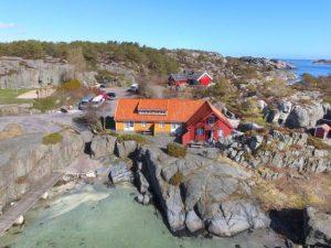 Alternative zu Tregde Ferie Norwegen angeln