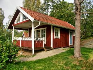 Angelreisen Schweden Blockhaus Svalemala
