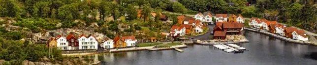 Farsund Resort Süd Norwegen Bjornevag