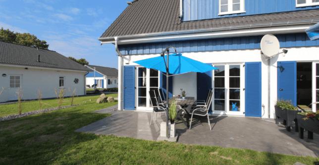 Ferienhaus Mermaid Poseidon Rügen Ostsee