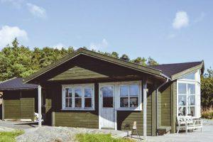 Ferienhaus Assund (Kaaløy) Südnorwegen Tregde Mandal