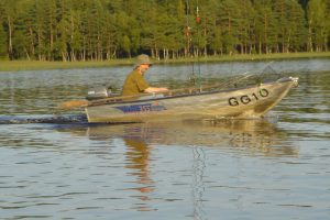getnö gaard schweden angelreisen angeln lake asnen (2)