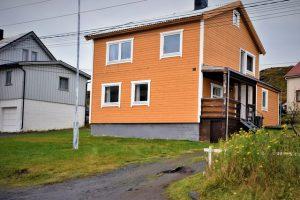 Angeln Havöysund Nord Norwegen Angelreisen Seehaus 1