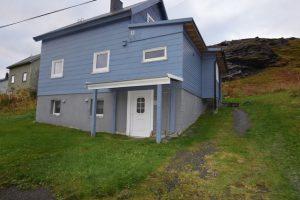 Töpfer Sjöhus Angeln Havøysund Nordnorwegen Seehaus 2