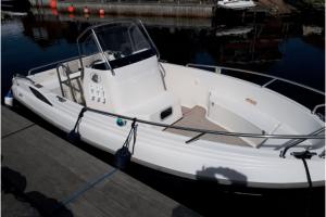 Dieselboot 120 PS Haus Knut Kvitsoy Norwegen