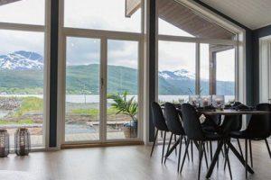 seehaus lavangen sjofiske nord norwegen