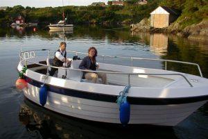 Dieselboot 22 Fuß