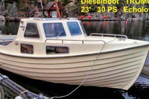 Dieselboot TROMØY
