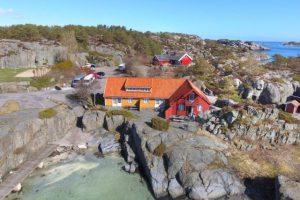 skottevik feriesenter angelreisen norwegen meeresangeln 5