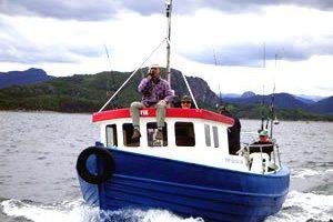 Dieselboot Averoy