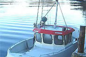 Dieselboot Bru