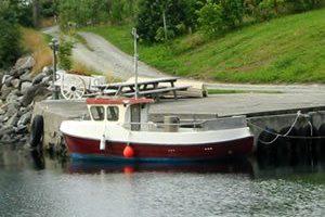 Dieselboot Haugesund