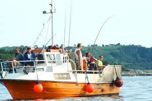 Dieselboot Hjelmeland