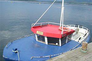 Dieselboot Limbo