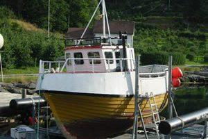 Dieselboot Nesvik