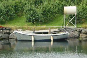 Dieselboot Roaldsoy