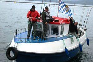 Dieselboot TAU