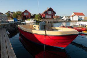Dieselboot Tobias Kvitsoy Norwegen
